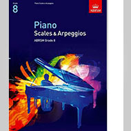 Image for Piano Scales & Arpeggios from 2009 Grade 8 from Yamaha Music Online Shop
