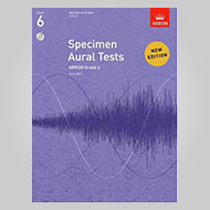 Specimen Aural Tests from 2011 Grade 6 - WITH CD