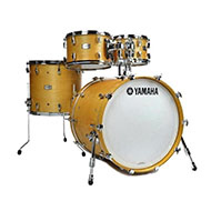 AHM6F3 Vintage Natural -  Absolute Hybrid Maple Acoustic Drum Kit