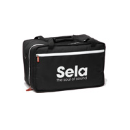 SE005 - Sela Cajon Bag Black