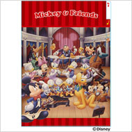 Image for GXF01089837 - Mickey & Friends Plastic File from Yamaha Music Online Shop