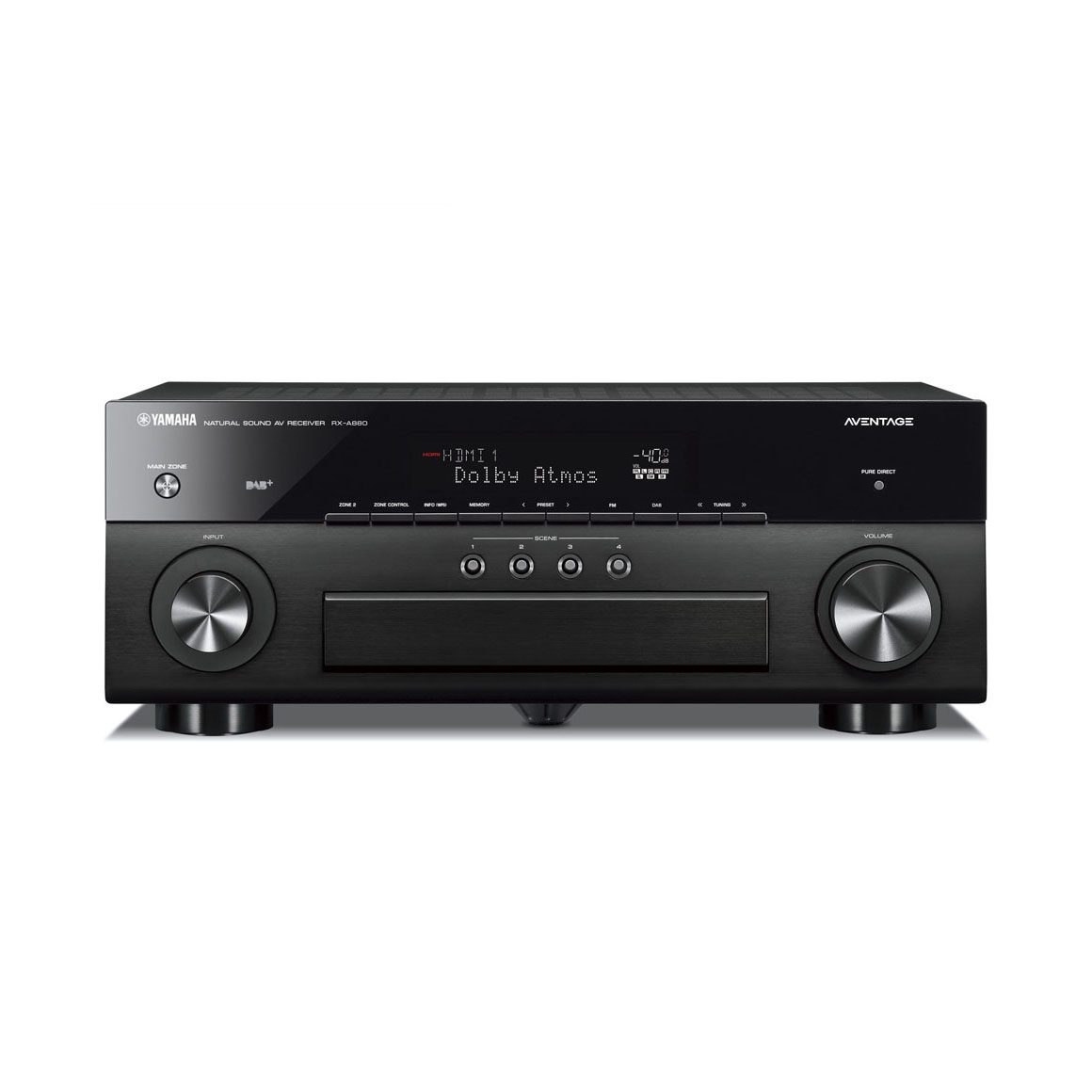 rx a880 av receivers yamaha music online shop. Black Bedroom Furniture Sets. Home Design Ideas